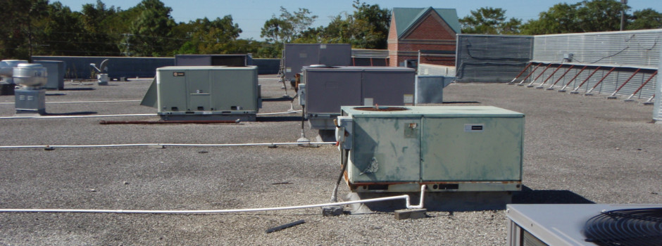 Commercial HVAC Systems Rooftop Repairs