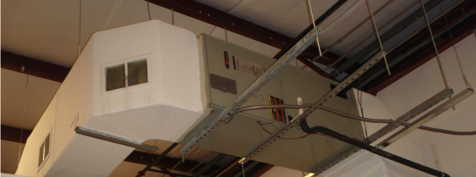 Commercial Ductwork Installed Orlando