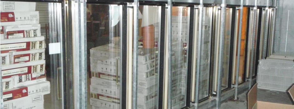 Refrigeration Repair Display Cooler