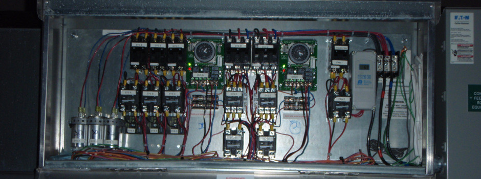 Refrigeration Control Panel Install Orlando