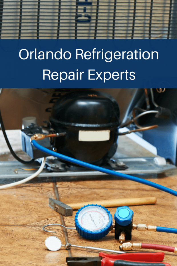 Orlando Refrigeration Repair Experts